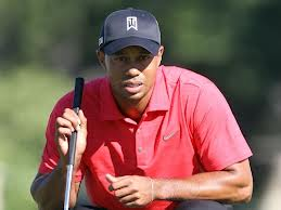 Tiger Woods …. and Lindsey?